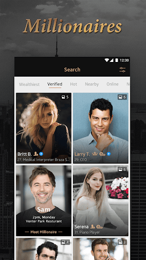 Luxy - Millionaire Dating 5.3.41.15367 screenshots 1