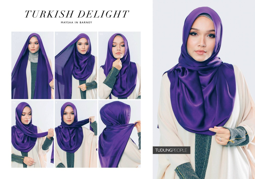 Hijab Tutorial Step By Step - Android Apps on Google Play
