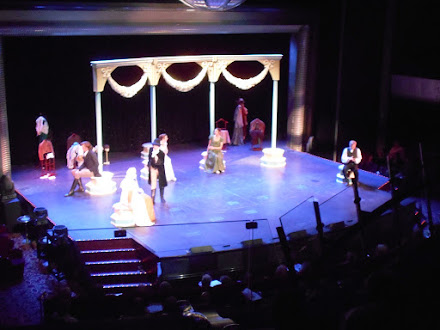 Rada performance on Queen Mary 2