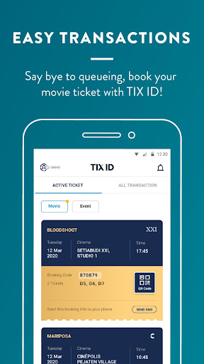 TIX ID 1.22.1 Screenshots 3