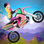 Hill Climb Racing for Barbie