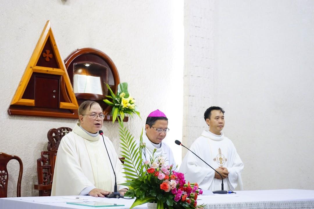 Hiệp Hội Thánh Mẫu Việt Nam : Mừng kính Đức Mẹ Vô Nhiễm Nguyên tội - Ảnh minh hoạ 11
