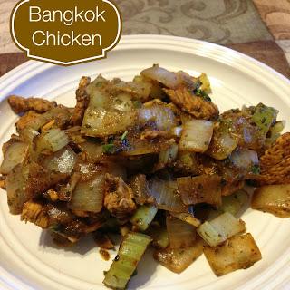 Bangkok Chicken Stir-Fry.