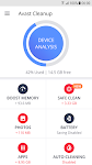 screenshot of Avast Cleanup & Boost, Phone Cleaner, Optimizer