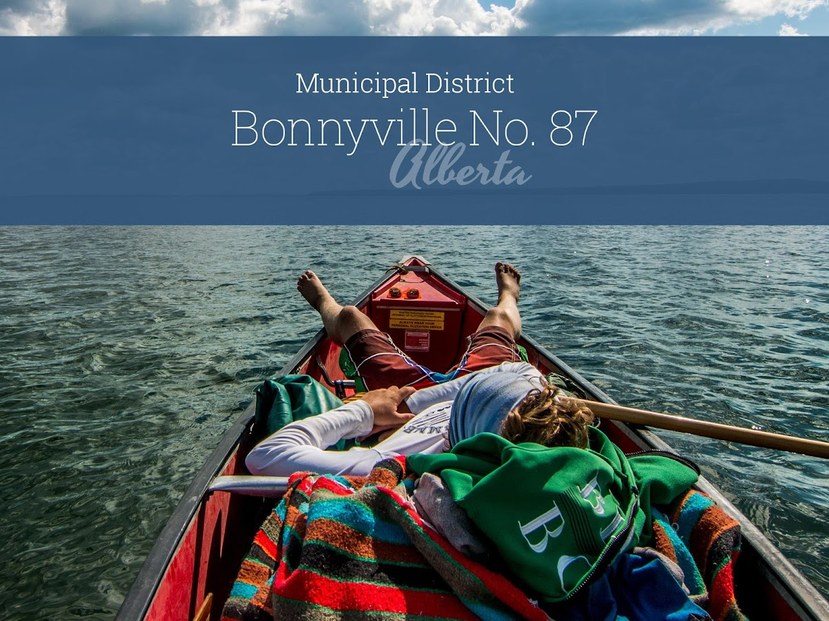 M.D. of Bonnyville- screenshot