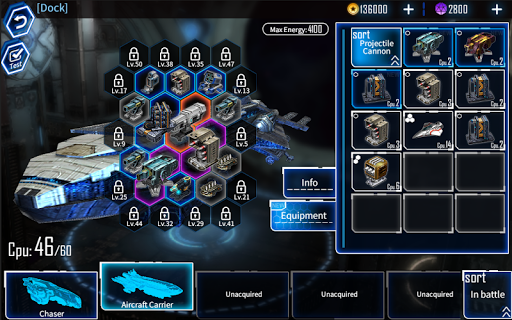 Galaxy Reavers - Starships RTS 1.2.19 Screenshots 6