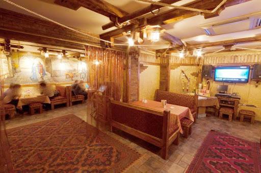Малый зал в ресторане Мангал Сити для свадьбы 2