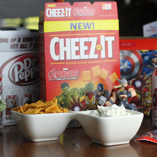 Rosemary Bacon Cream Cheese Dip & Our Family Game Night