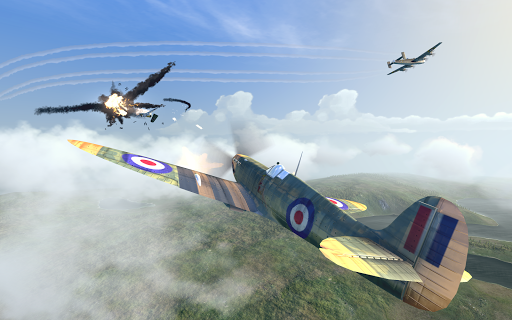 Warplanes: WW2 Dogfight  screenshots 17