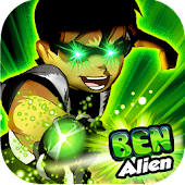 👽 Ben Alien Super Transform