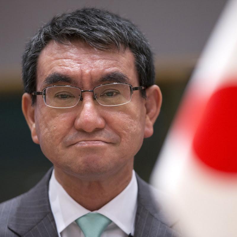 「なんで嘘を垂れ流すのかな」河野太郎外相、政治評論家の「北朝鮮に一蹴されている」発言に苦言