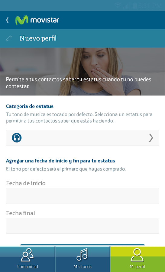 Entretonos- screenshot