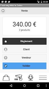 Fastmag Mobile Sales - náhled