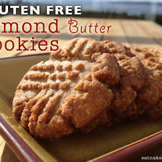 Coconut Flour Almond Butter Cookies Recipes