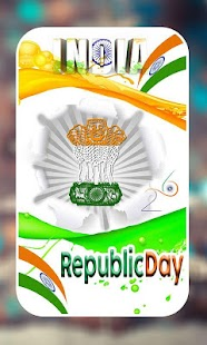 Republic Day Live Wallpaper - náhled