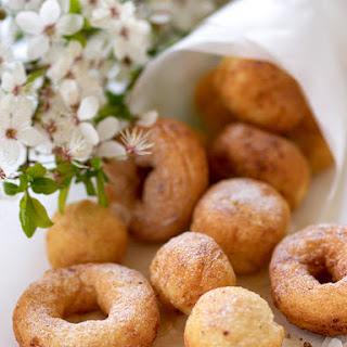 Curd Doughnut