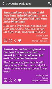 Shayari Filmy Dialogues - náhled