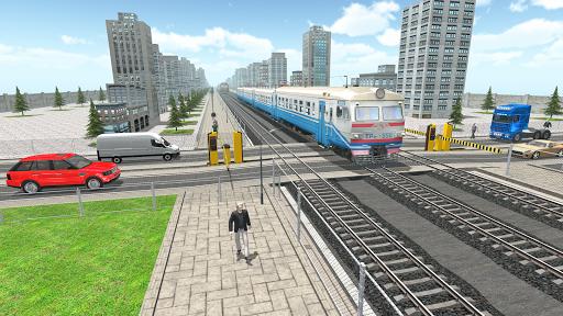 Train Simulatorのドライビング2016