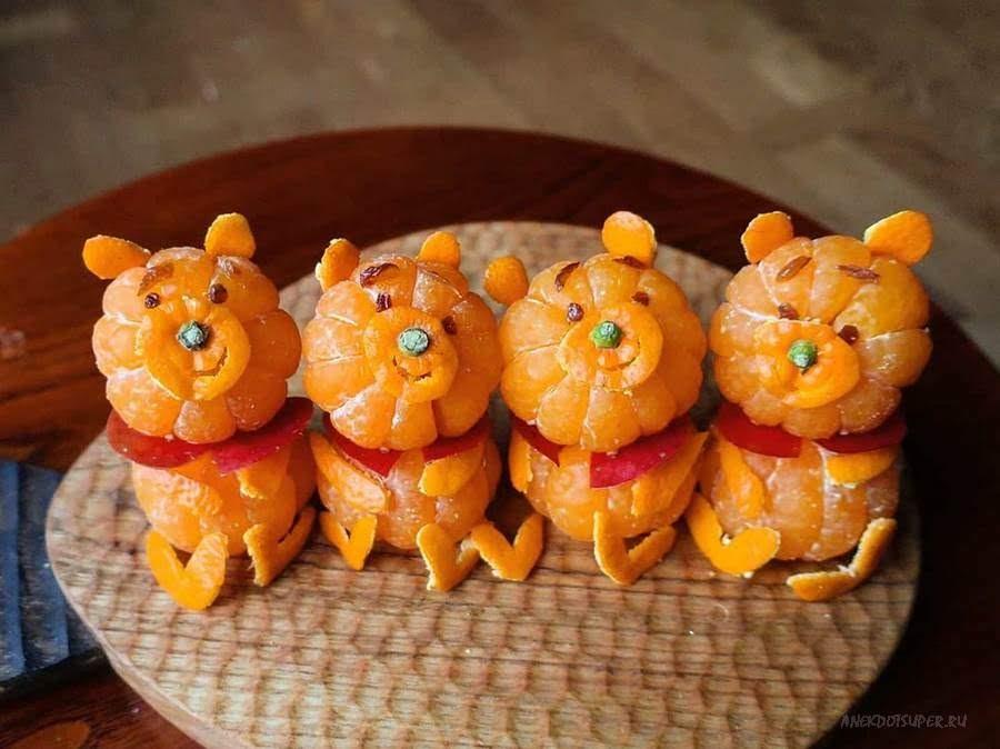 Веселые блюда из яиц готовит мама из Японии