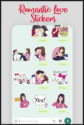Wa Stiker Apps Indonesia Romantics App Report On Mobile
