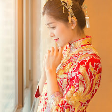 Wedding photographer Zhicheng Xiao (xiaovision). Photo of 02.01.2018