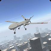 UAV Drone Army - City SIM 2015