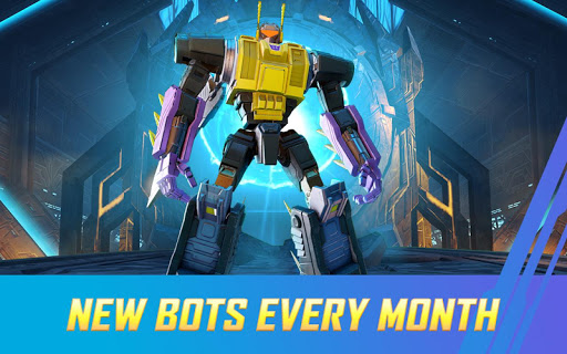 TRANSFORMERS: Forged to Fight (Mod)