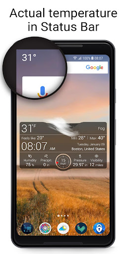 Weather Live 6.15 screenshots 4