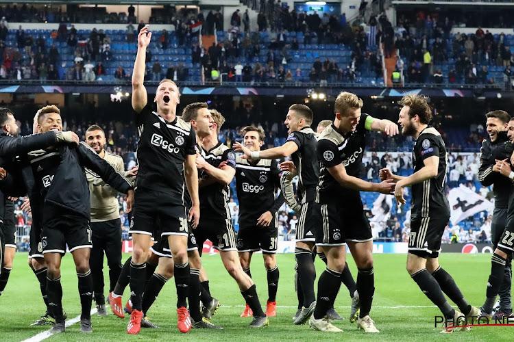 """🎥 Aanvaller Jong Ajax bloedeerlijk na de wedstrijd: """"Oh, dat was een schwalbe.. verkeerd gezien van de scheidsrechter"""""""
