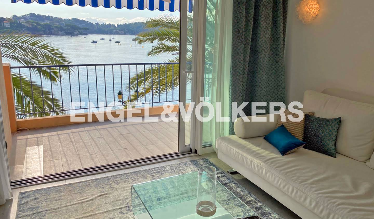 Apartment with terrace Villefranche-sur-Mer