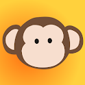 Memory Games for Adults Chimp icon