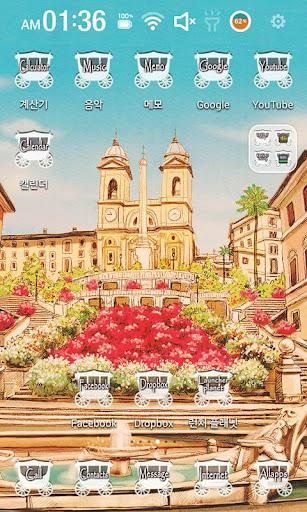 Travel Piazza di Spagna Theme