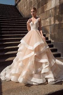 Ricca Sposa  свадебные платья 2018 в Москве. 170 фото платьев Рикка ... 8c3080fb22e