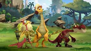 Master of the Elements; Cretacia's School for Dinos thumbnail