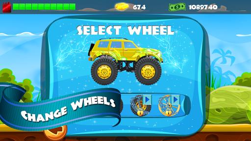 Best Monster Truck Climb Up 1.5 screenshots 18