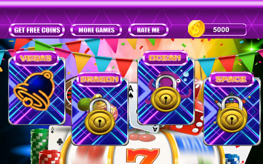 Mr.Cashman Casino Slot  screenshots 1