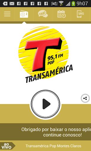 Transamérica Pop Montes Claros