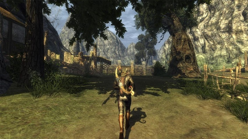 android Aralon: Forge and Flame 3d RPG Screenshot 3