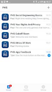 PHS - náhled