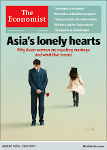 Photo: The Economist cover: August 20th 2011