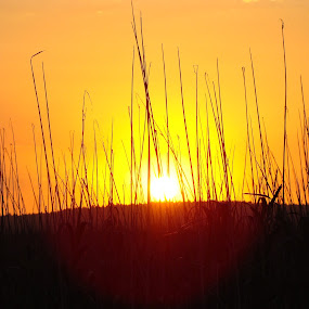 God's EYE.. by Gerrit Symons - Landscapes Sunsets & Sunrises