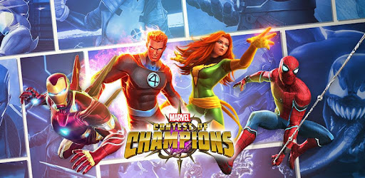 MARVEL Contest of Champions - by Kabam Games, Inc  - #3 App