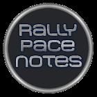 RallyPacenotes icon