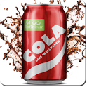 Cola Live Wallpaper icon