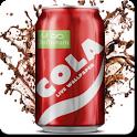 Cola Live Wallpaper icon