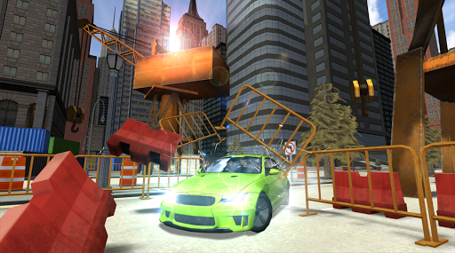 Car Driving Simulator: NY 4.17.1 screenshots 4