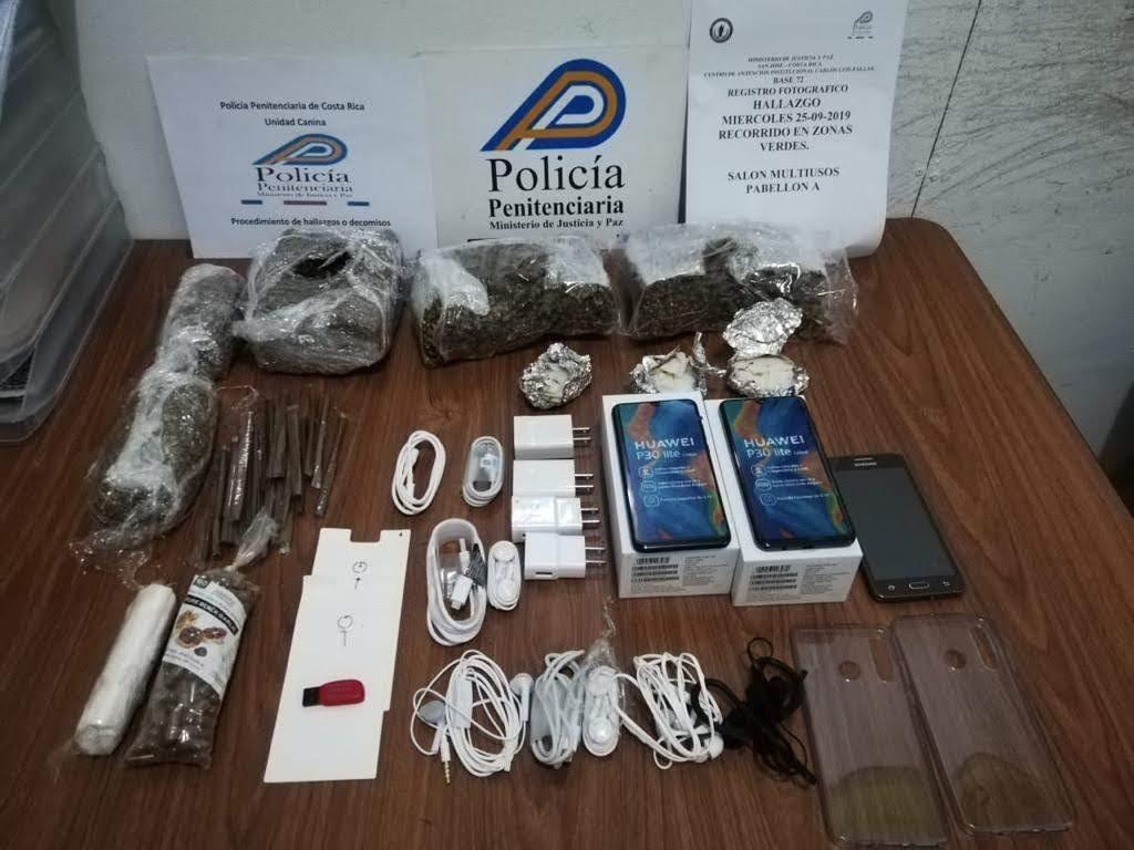 Imagen ACCIONES POLICIALES EN CENTROS PENALES PROVOCAN DESPLOME DE DENUNCIAS POR TIMOS TELEFÓNICOS