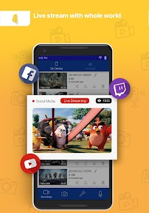 Screen Recorder App Download for Android 5