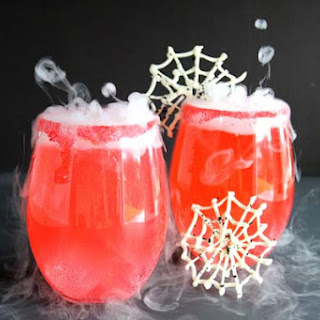 Vampire Mist Cocktail or Mocktail