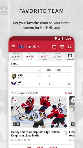 NHL 10.1.1 screenshots 2